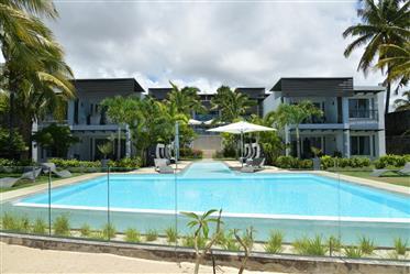 Belle Vue Mer! Magnifique Appartement Moderne À Trou Aux Biches - Ile Maurice