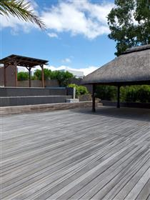 Exceptional 8 Bedrooms Golf Villa: Between River And Sea, Close Roches Noires Lagoon - Mauritius