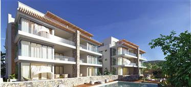 Beaux Appartements Et Penthouses Vue Mer Et Proche Mer A Tamarin – Ile Maurice