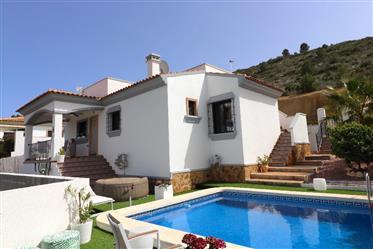 Belle Villa à vendre à Hondon de las Nieves