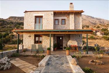 Triopetra stone villa
