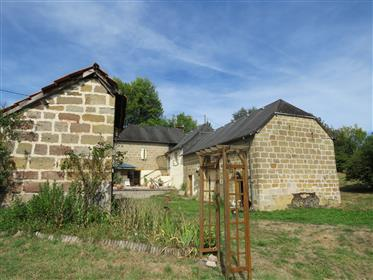 Great location not far from Brive.