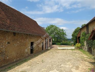Magnificent property with two beautiful barns.