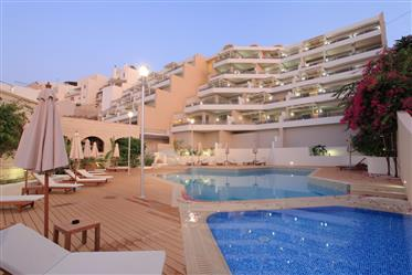 Luxury Apartments & Spa on the sea front in Rethymno Town