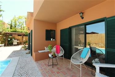 3 bedroom villa with swimming pool and garden located in Algoz and a few minutes from the beach!