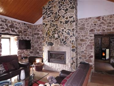 Charming Stone House close to Serra da Lousãse to e