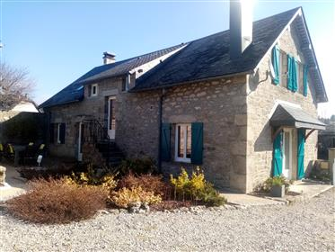 Stunning renovated stone house with some outbuildings
