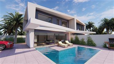 Brand new Villa with private swimming close to beaches pool