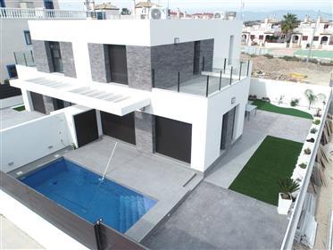 Brand New Villa in Costa Blanca