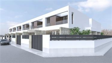 Casa nueva de pueblo