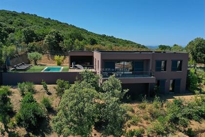 Domaine privatif de 6 villas avec piscines