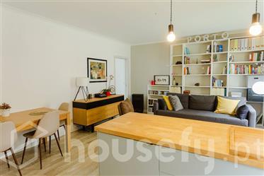 Moderno apartamento T3 perto do Mercado Bom Sucesso