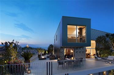 2 bedrooms Panoramic view