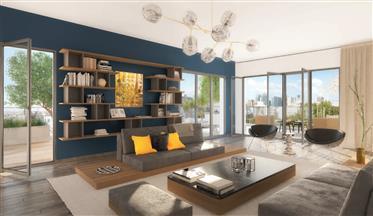 Appartamento : 44 m²