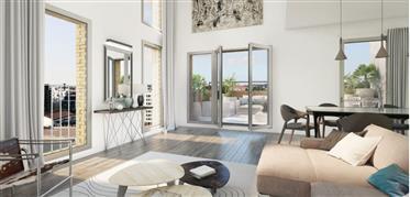 Luxury Duplex top Floor Bordeaux