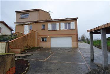 Nailloux 31560, pretty 6-bedroom house, with swimming pool, ...