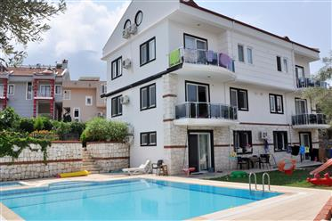 Large 3 Bedroom Apartment in Perfect Location in Ovacik