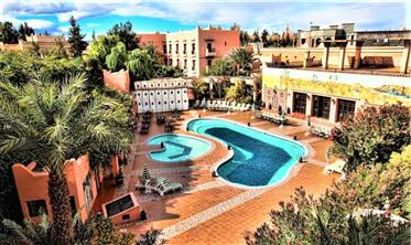 Great opportunity in Ouarzazate: sale 4 star hotel A