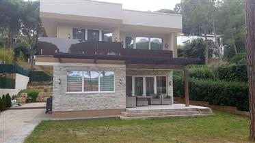 Begur, Chalet located in a quiet residential area of the vil...