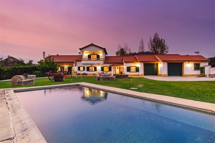 Living in the tranquility of the countryside - 4 bedrooms w~