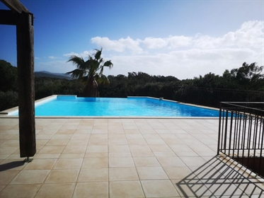 Villa Of 220 M² Approximately On 5000 M² Of Flat And Wooded Land:. On 2 levels this proper