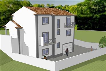 Moradia Nova Isolada T3 Com Garagem- Vimeiro