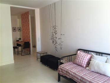 Apartamento T2 completamente  remadelado, Santa Catarina
