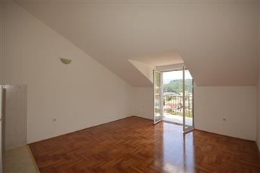 One bedroom apartment for sale, Meljine