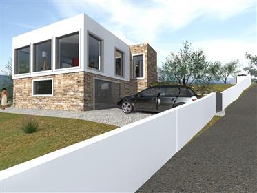 Nova casa com vista esplêndida