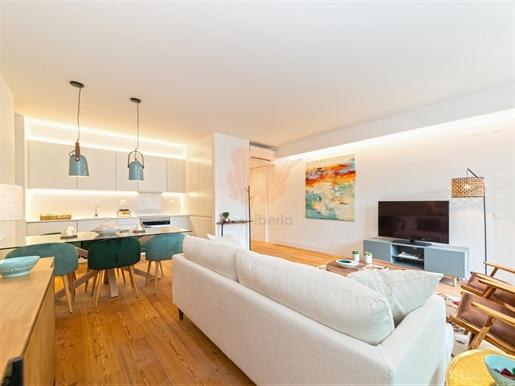 T2+1 - Wohnung - Saldanha - Lissabon