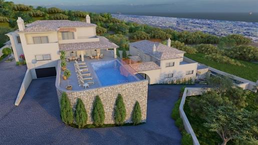 6 Chambres - Villa - Sta Barbara de Nexe - Faro
