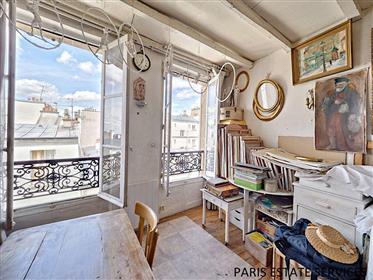 2 pieces Montmartre charme
