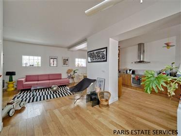 Townhouse in Bagnolet