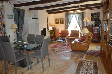 Cordes-Sur-Ciel – an exceptional village house with pool and...