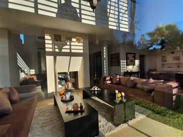 Villa à louer meublée dans un Golf à Marrakech