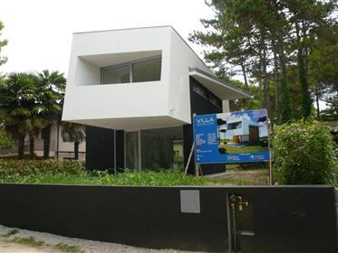 Villa di design al mare