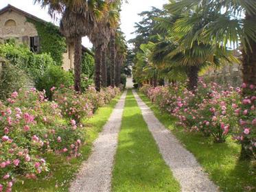 Partie de villa historique à Faugnacco