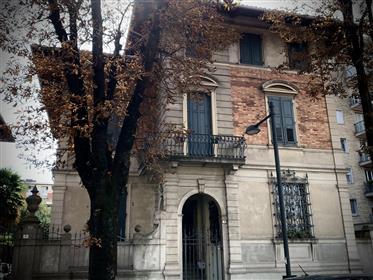 Superb Art Nouveau villa in the heart of Udine