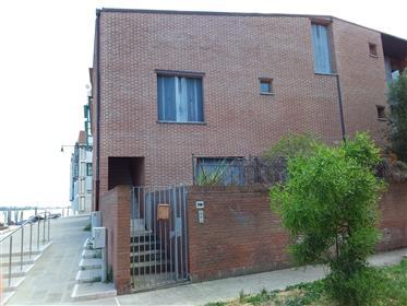 Venedig, Giudecca, Palanca, helle 3-Zimmer Wohnung