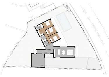 Vivenda Individual Térrea T3 –  Construção – Santa Eulália - Vizela