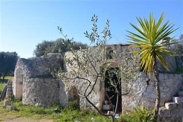 Trulli em pedra à venda em Carovigno