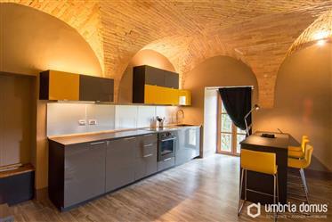 Apartment Brick Archway