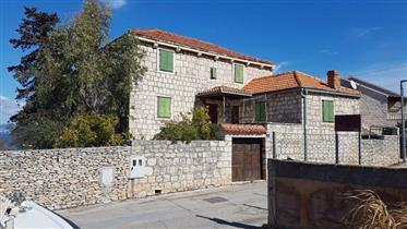 Unique stone house in beautiful Dalmatia, Croatia