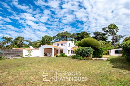 Family property on the Ile d'Yeu