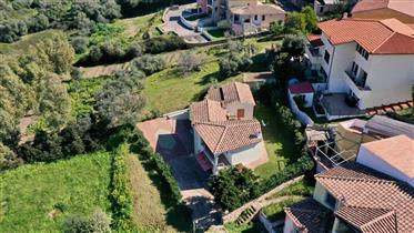 Budoni Villa singola con vista mare