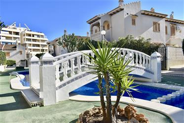 Superb bungalow in Torrevieja 700m from the beach, Alicante