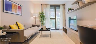 Promoción de vivienda en Sant Pere d'Abanto