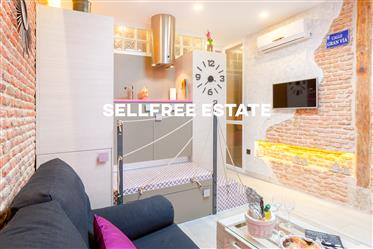 Loft with Tourist License in the Center of Madrid