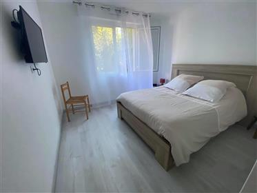 Cavalaire-Sur-Mer : appartement avec terrasse et Jardin de 200 M2