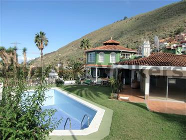Private family residence in the Orotava Valley